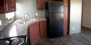 San Antonio Mobile Homes - Kitchen