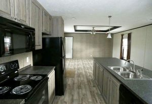 Picture of Xtreme SilverHawk Mobile Home Kitchen