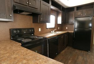 CMH Maximizer 16763Z Mobile Home Kitchen