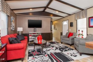 Manufactured Homes for sale - Living room