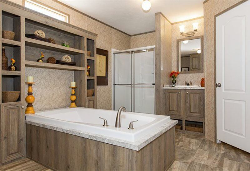 Xtreme admiral xtm18803a 3 bed 2 bath mobile home for sale for 3 bathroom mobile homes