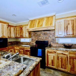 Meridian Armstrong - J78E - Kitchen